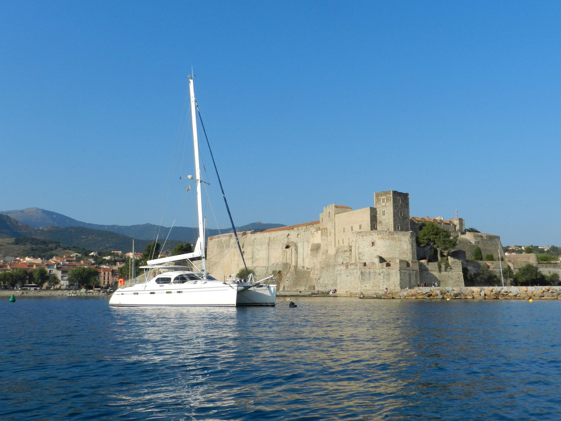 Privilege 435 collioure