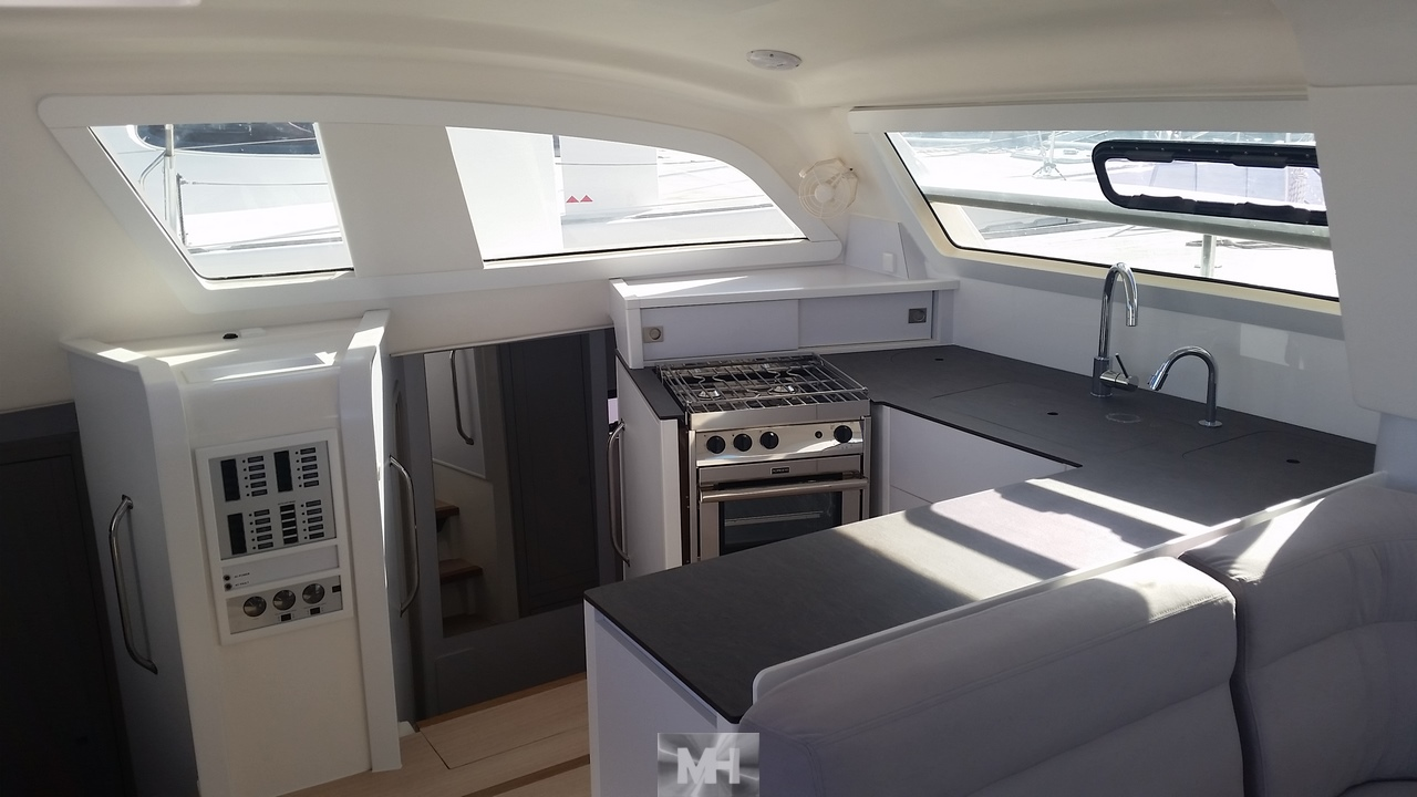 Refit complet catana 42 24