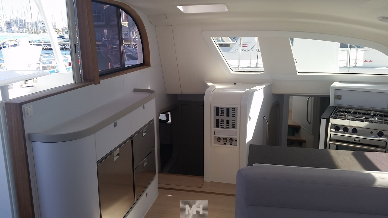Refit complet catana 42 25
