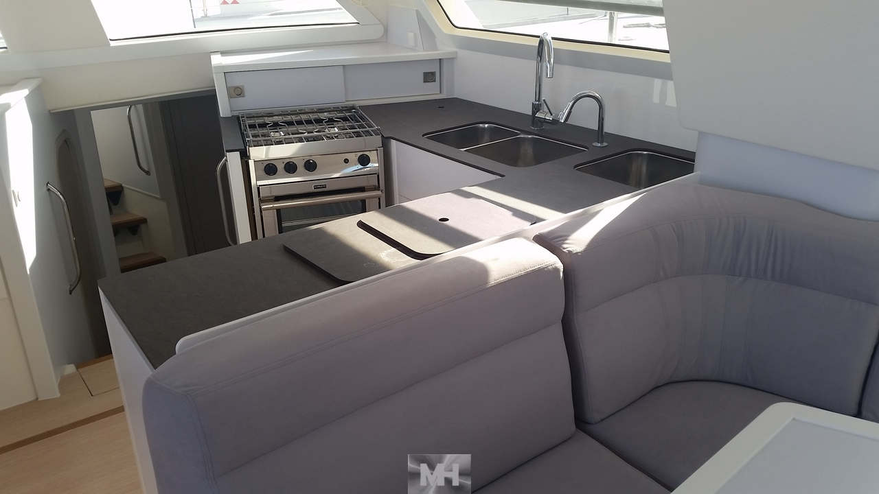Refit complet catana 42 27