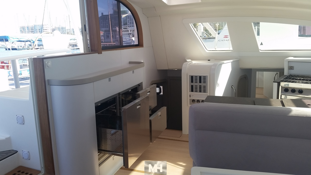 Refit complet catana 42 28