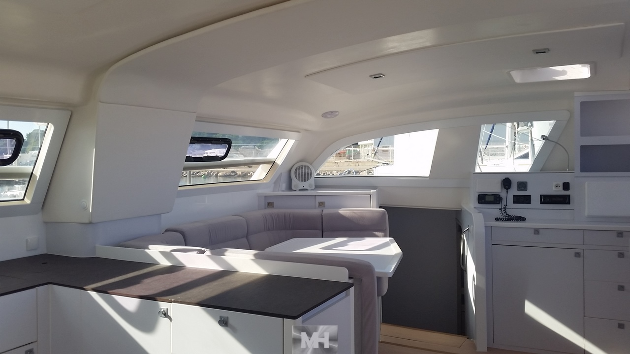 Refit complet catana 42 34
