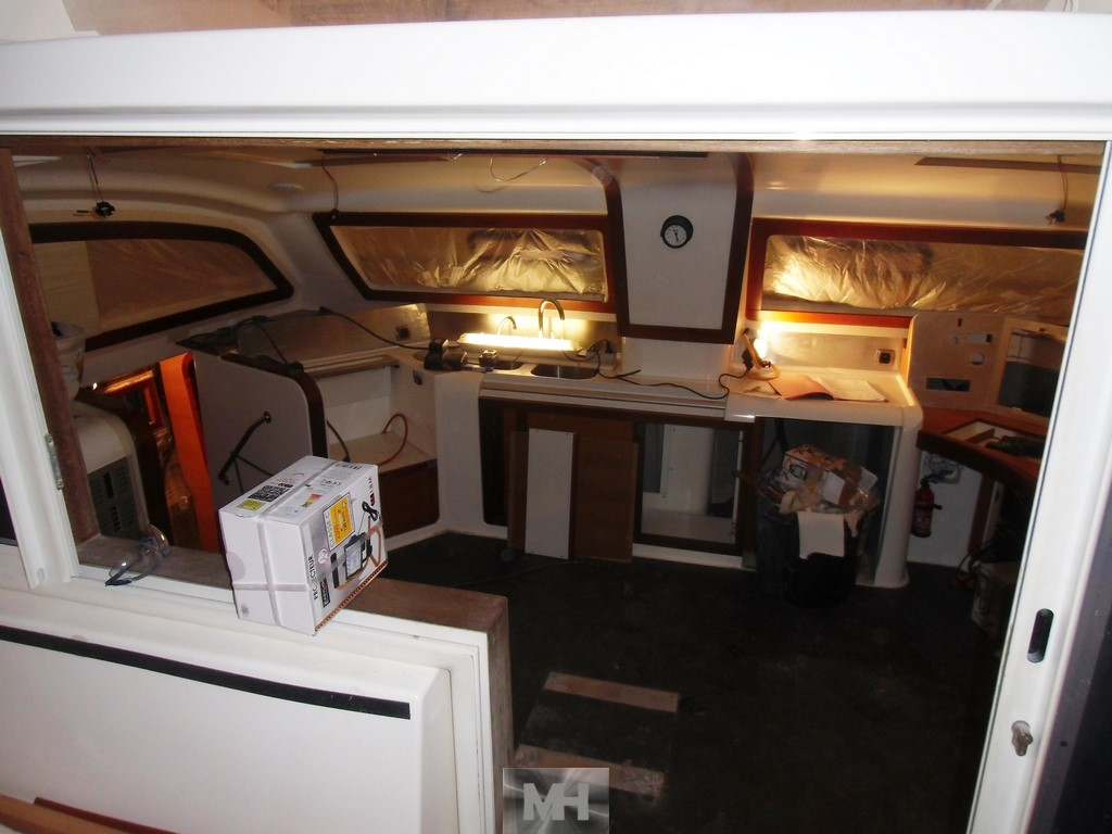 Refit complet catana 42 36