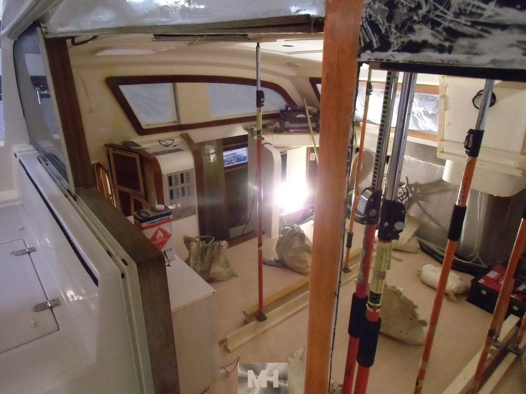 Refit complet catana 42 40