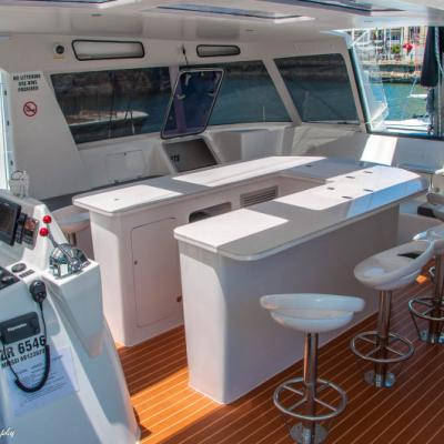 Scape 40 Day Charter