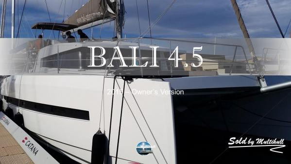 Sold by multihull bali 4 5 2015 owner s version