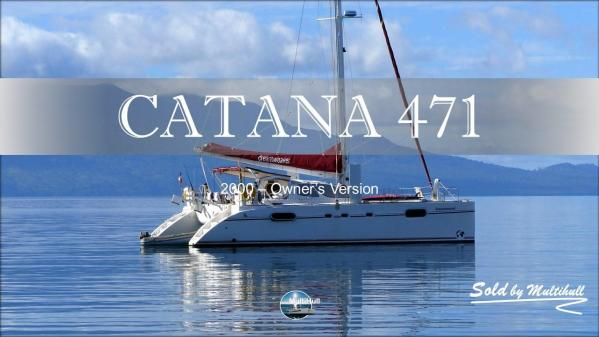 Sold by multihull c471 2000 owner s version