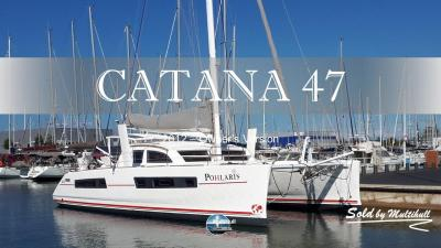 Sold by multihull catana 47 2012 owner s version 4 cabines