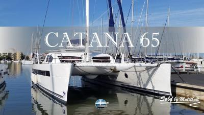 Sold by multihull catana 65 2008 owner s version 1