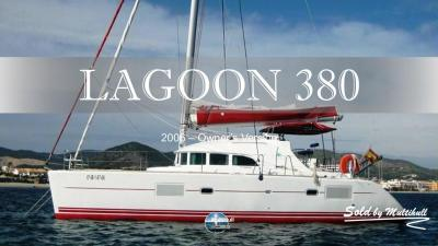 Sold by multihull lagoon 380s2 2006 owner s version
