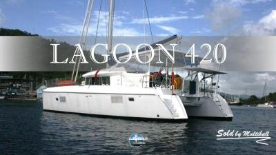 Sold by multihull lagoon 420 2008 owner s version