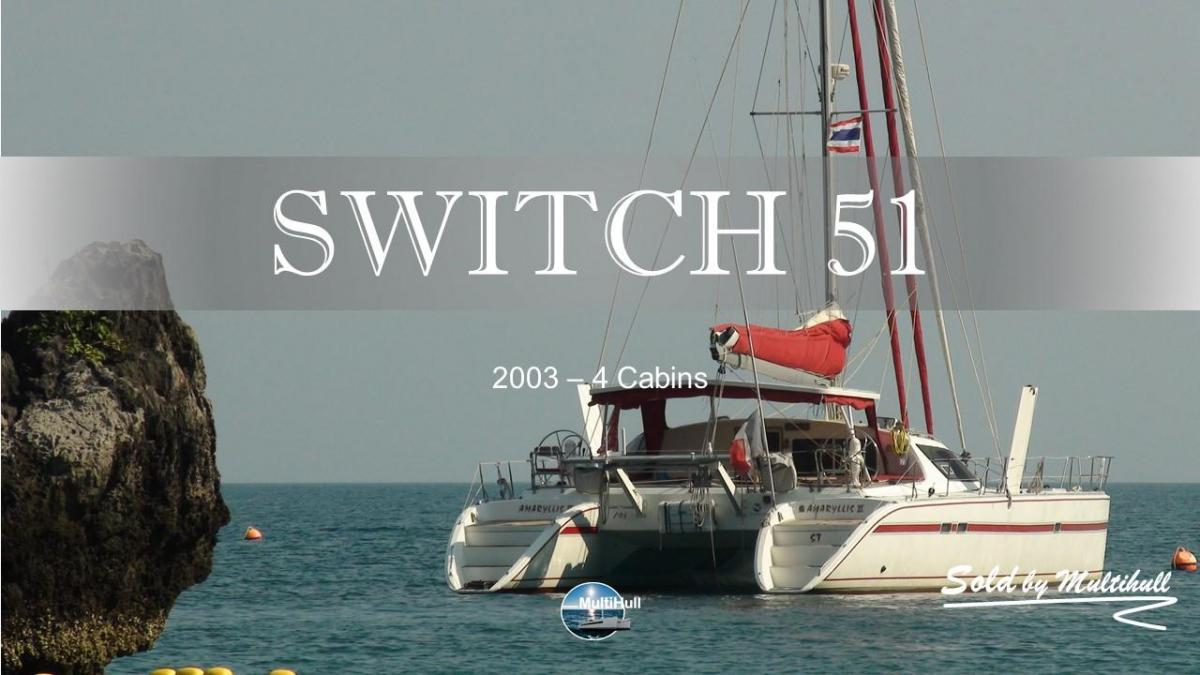 Sold by multihull switch 51 2003