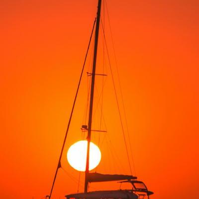 Sunset perfect