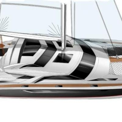 Zin 85' Sail Cat